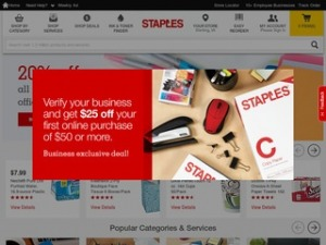 Staples Coupon Codes December 2017