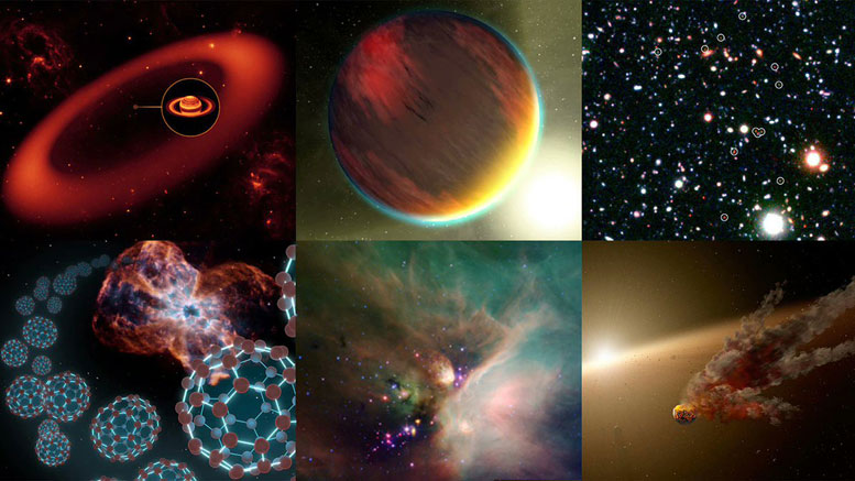 The 15 Greatest Discoveries From NASA's Spitzer Space ...