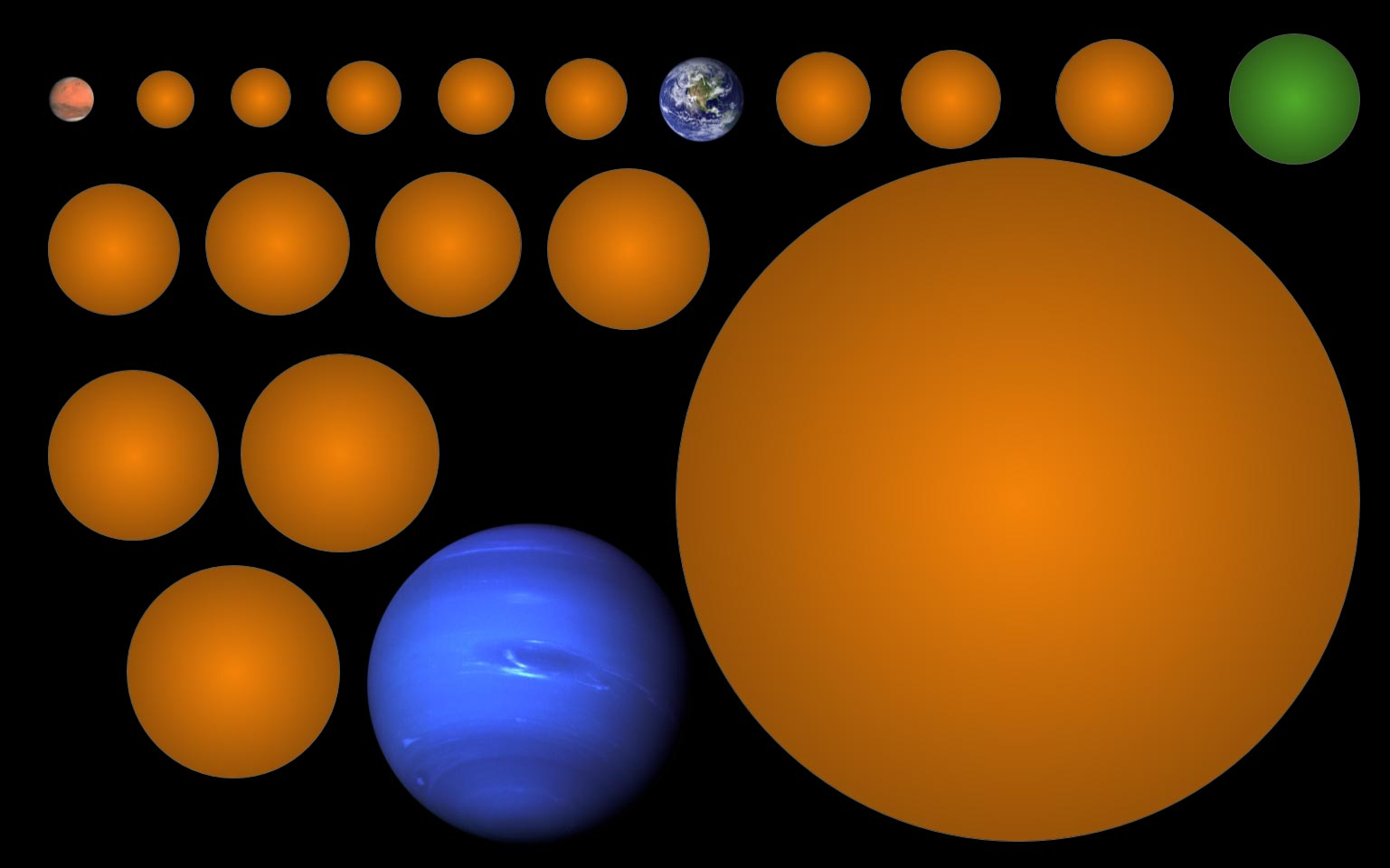 17 New Planets – Including Earth-Sized World – Discovered by Astronomy Student - SciTechDaily
