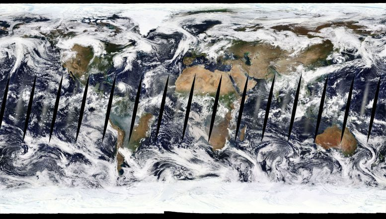 20 Years of Earth Data