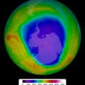 2014 Antarctic Ozone Hole Remains Steady