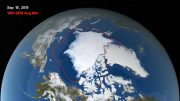 2019 Arctic Sea Ice Minimum Tied for Second Lowest On Record