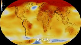 2019 Second Hottest Year on Record