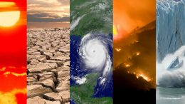 2020 Second Hottest Year on Record