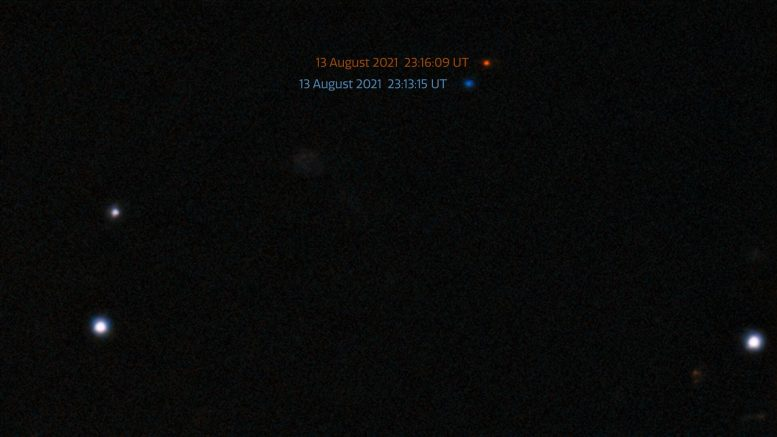 2021 PH27 Discovery Observations