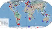 268 Global Seismic Stations