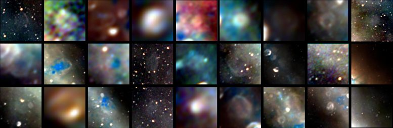27 Newly-Discovered Supernova Remnants