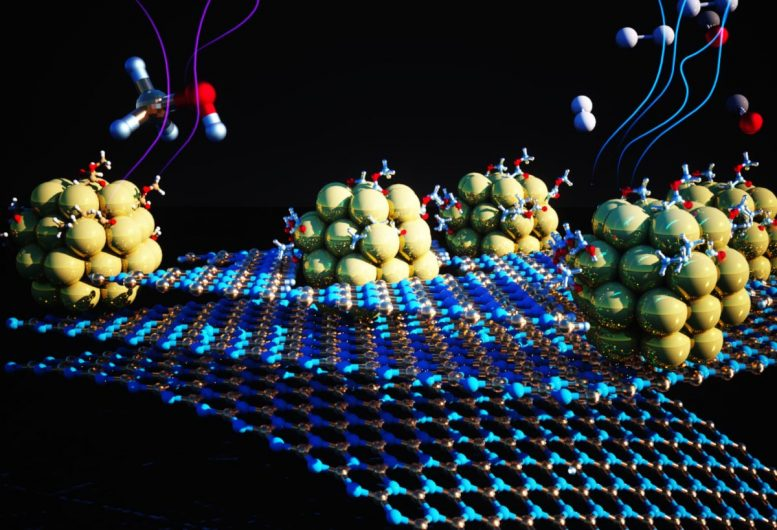 2D Boron Nitride Substrate