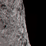 3D Image Shows a Portion of Southern Hemisphere of Ceres