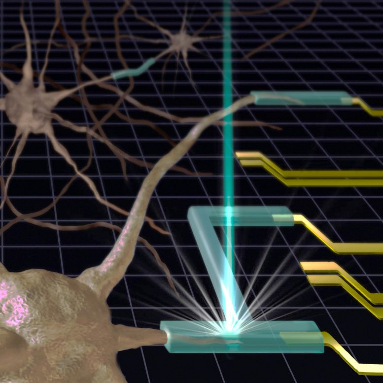 3D-Printed Artificial Synapses