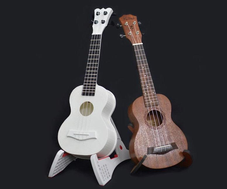 Sound Quality Comparison: 3D-Printed vs  Traditional Musical