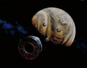 40 Years Ago Pioneer Venus Multiprobe Launched