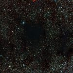 A Close-Up View of the Coalsack Nebula