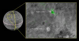 A Closer Look at the Craters on Pluto's Largest Moon Charon