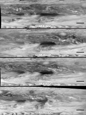 A Closer Look at the Hot Spots of Jupiter