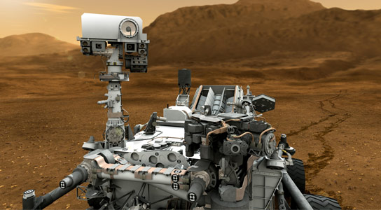 A Computer Swap on the Curiosity Rover