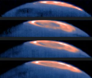 A Great Cold Spot Discovered on Jupiter