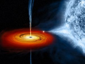 A Look Back at the Mystery of the Black Holes