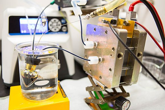 A New Battery Inspired by Vitamins