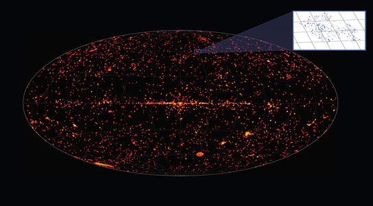 A New Record for Cosmic XRay Sightings