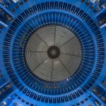 A Peek Inside the Fuel Tank For World's Largest Rocket