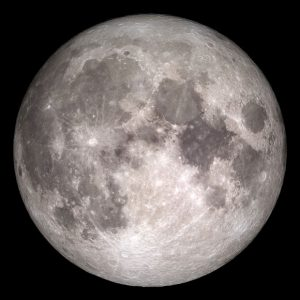A Rare Full Moon This Christmas Day 2015