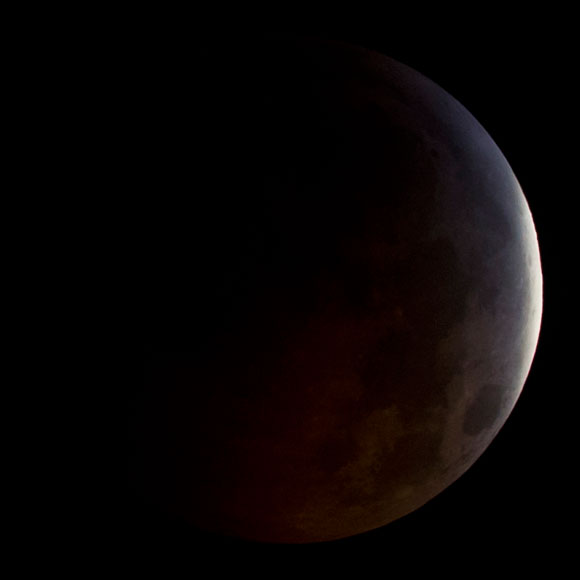 A Supermoon in Combination with a Lunar Eclipse on September 27