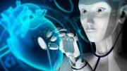 AI Heart Concept