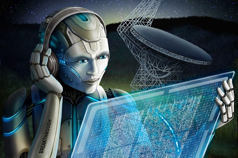 AI Helps Track Mysterious Cosmic Radio Bursts
