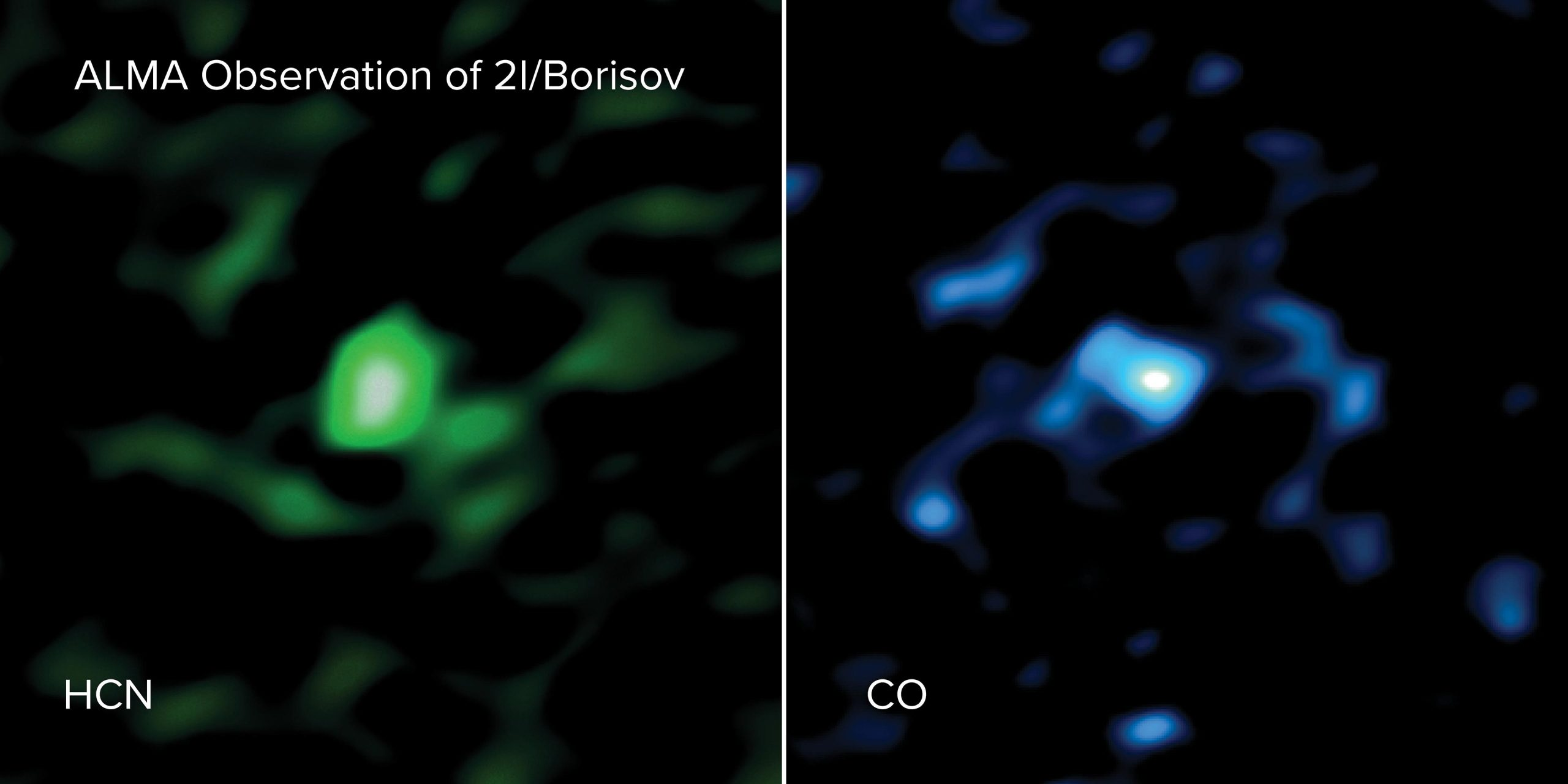 New research shows interstellar visitor 21/Borisov is not your average comet
