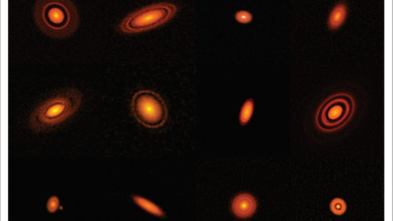 ALMA Campaign Provides Unprecedented Views of the Birth of Planets