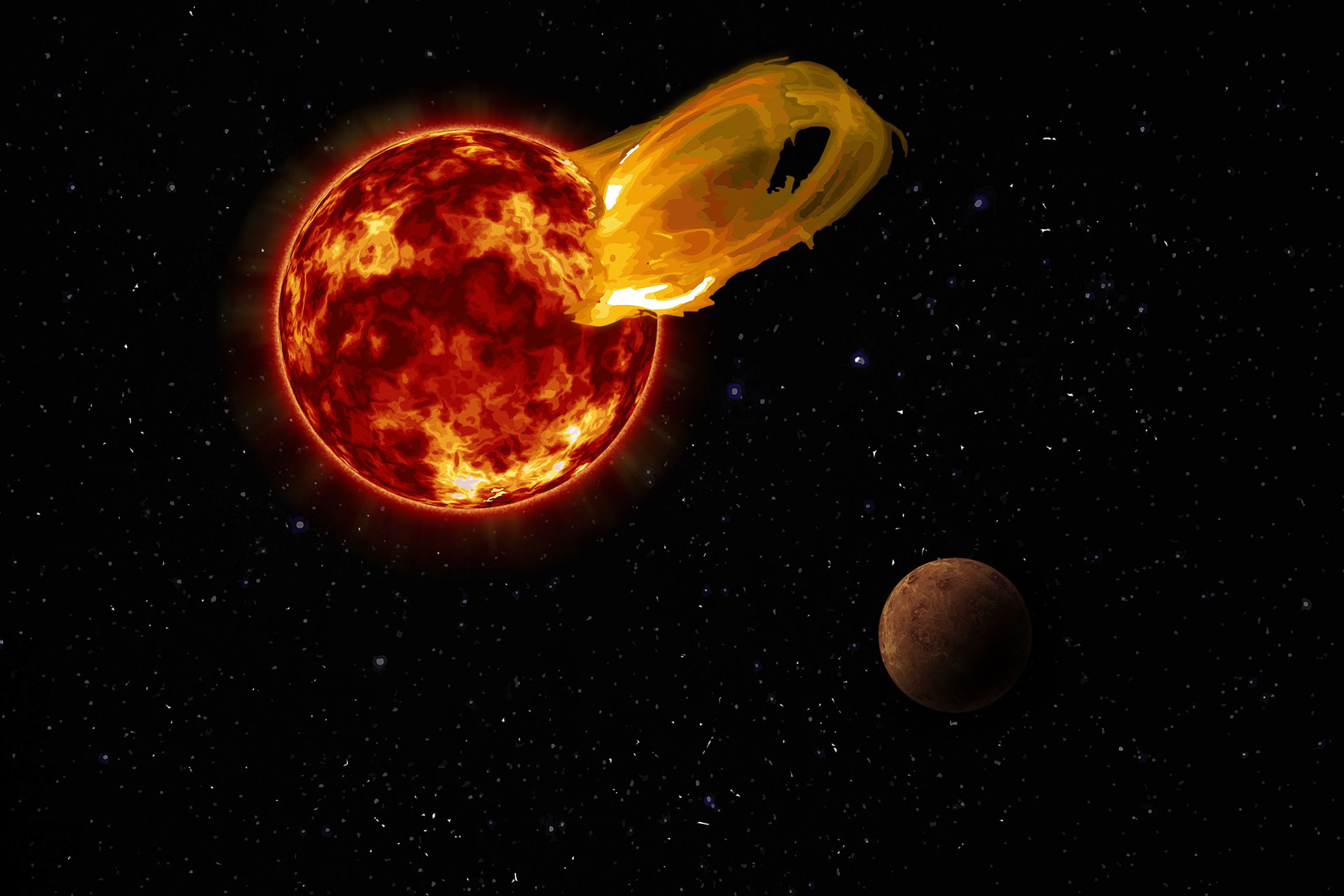 characterising the atmosphere of proxima b Mara zimmerman wrote: discoveries of exoplanets happen quite often these days, so much so that the discovery alone is not.