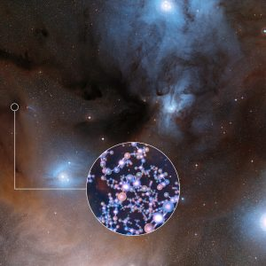 ALMA Discovers Ingredient of Life Around Infant Sun-like Stars