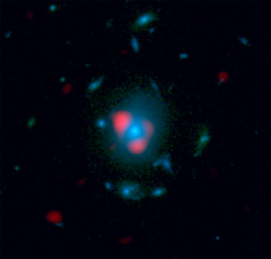 ALMA Exposes Hidden Star Factories