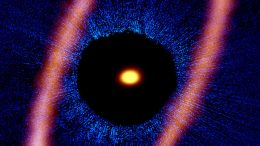 ALMA Eyes Icy Ring around Fomalhaut Star System