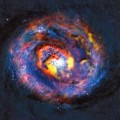 ALMA Probes Powerful Jets from Black Holes