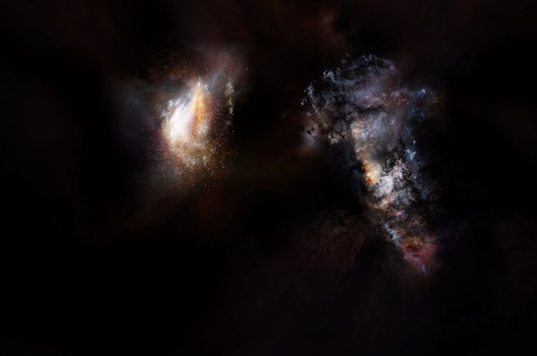 ALMA Reveals Massive Primordial Galaxies