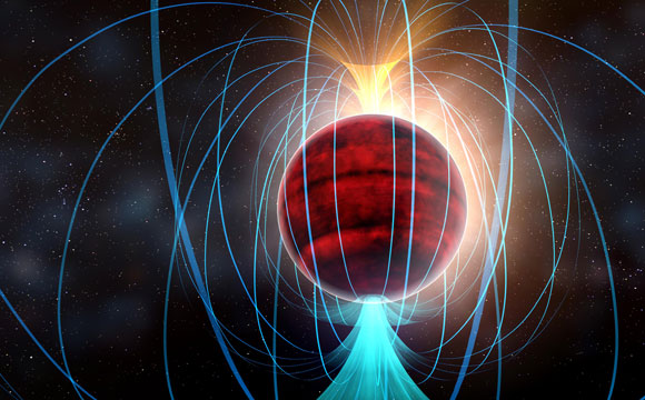 ALMA Reveals Ultracool Star That is Super Stormy