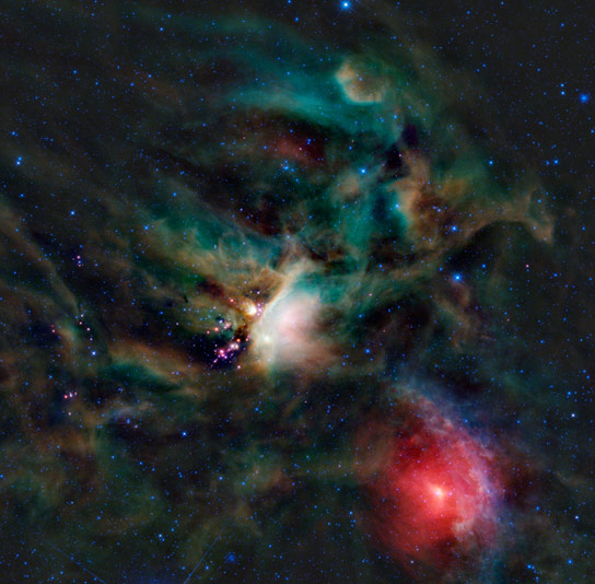 ALMA Views a Triple Protostellar System
