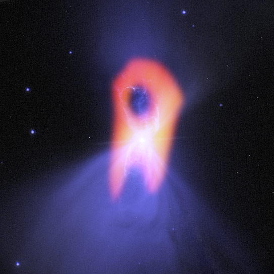ALMA Views the Coldest Place in the Universe the Boomerang Nebula