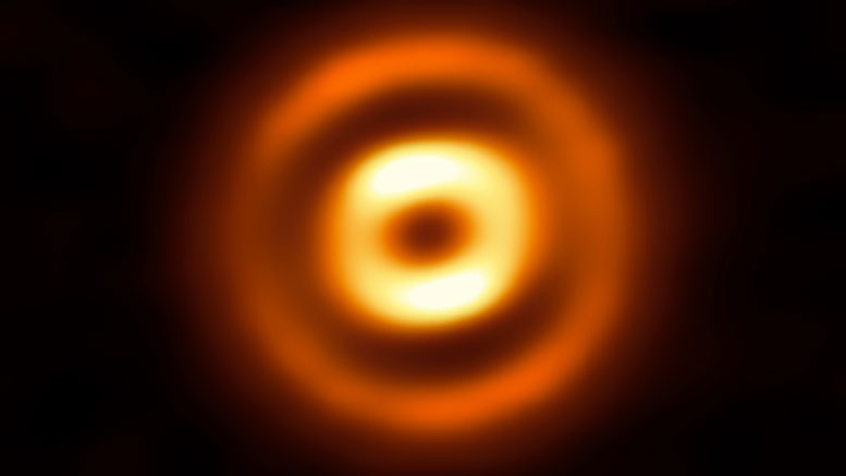 ALMA Views the Dust Disk Surrounding Young Star HD 169142
