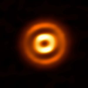 ALMA Views the Dust Disk Surrounding the Young Star HD 169142