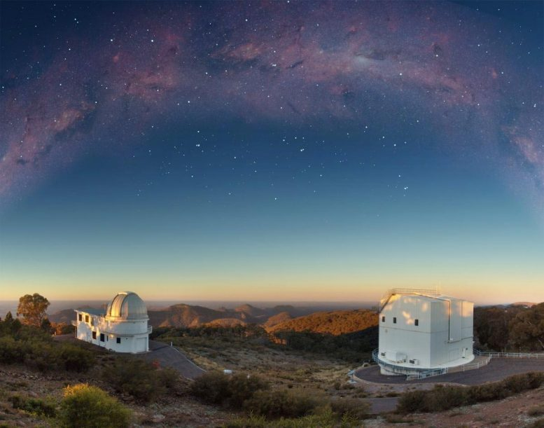 ANU 2.3m Telescope at Siding Spring