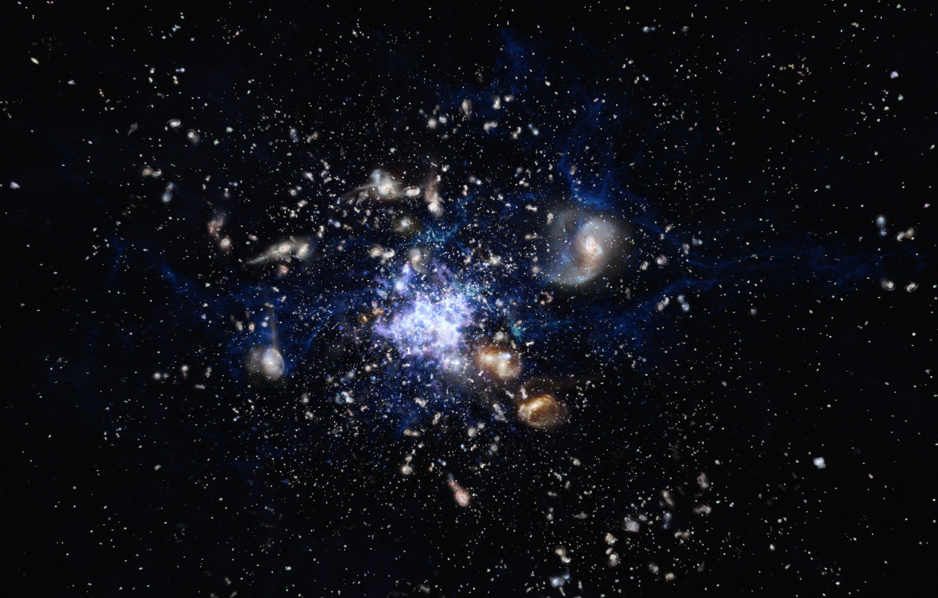 APEX Telescope Reveals Star Formation in Unexpected Places