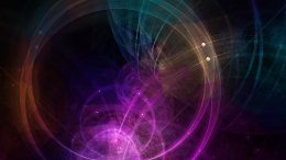 Abstract Fractal Color