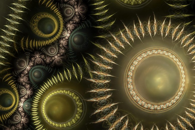 Abstract Fractal Quantum Time Concept