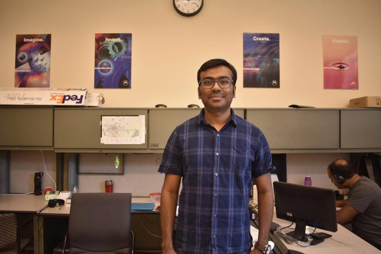 Abu Sayed Chowdhury, Washington State University