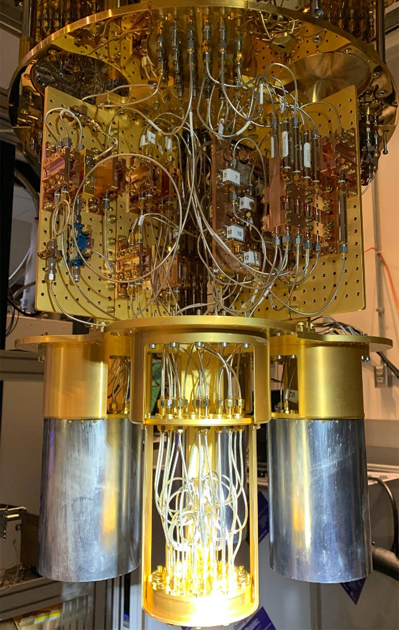 Beyond Qubits: Key Components for a Qutrit-Based Quantum Computer Demonstrated