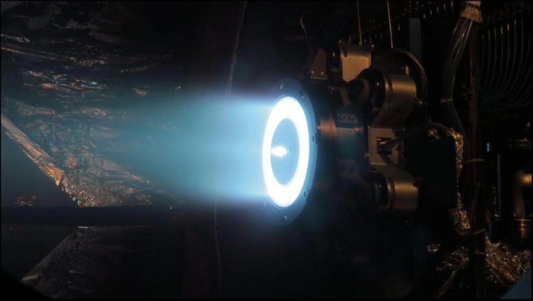 Aerojet Rocketdyne's Advanced Electric Propulsion System