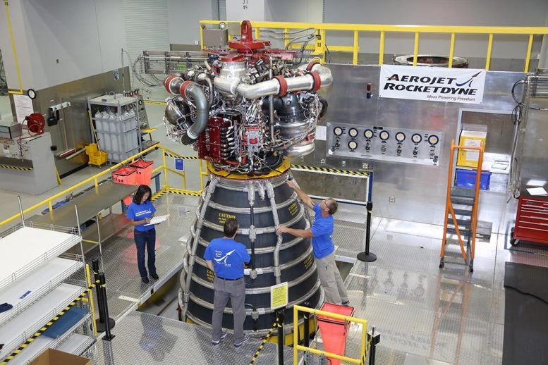 Aerojet Rocketdyne RS-25 Engine